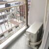 1LDK Apartment to Buy in Osaka-shi Naniwa-ku Balcony / Veranda