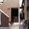 1K Apartment to Rent in Minato-ku Exterior