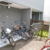 1K Apartment to Rent in Meguro-ku Outside Space