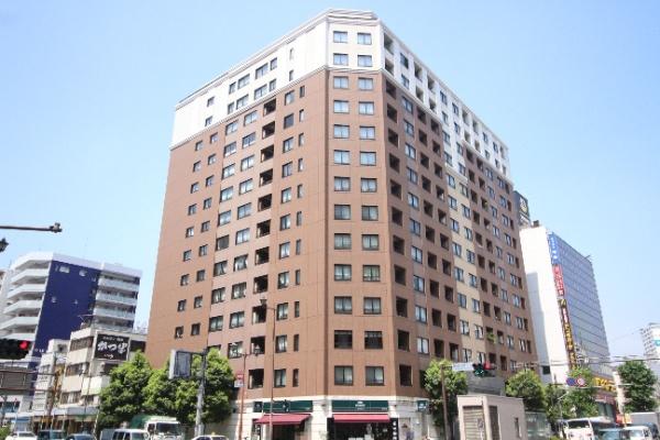 2LDK Apartment to Buy in Yokohama-shi Naka-ku Exterior