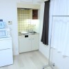 1R Apartment to Rent in Kawasaki-shi Saiwai-ku Kitchen