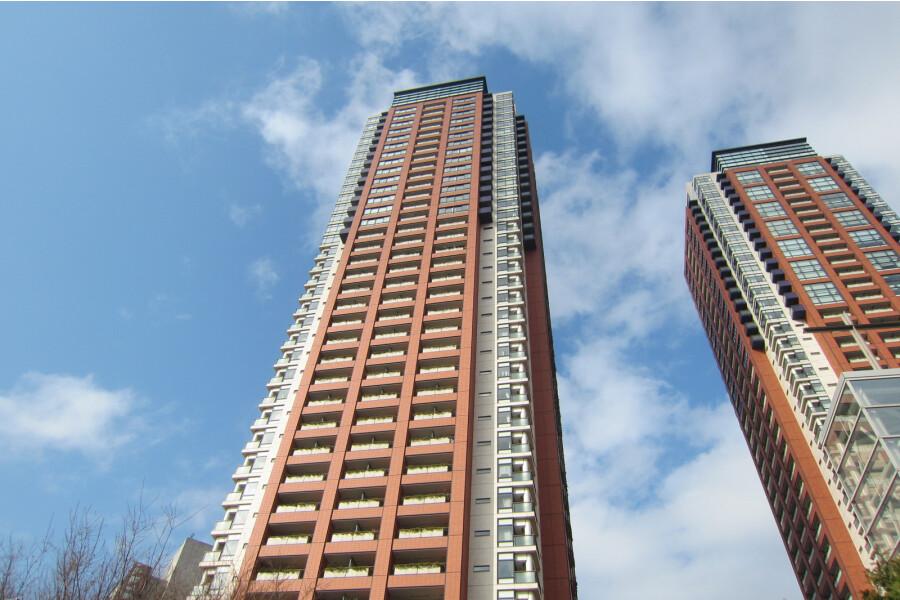 在港區內租賃2LDK 公寓大廈 的房產 內部