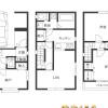 2LDK House to Buy in Arakawa-ku Floorplan