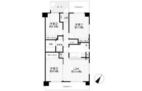 3LDK {building type} in Kashiwagaya - Ebina-shi