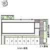 1K Apartment to Rent in Sakai-shi Sakai-ku Layout Drawing