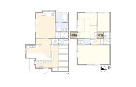 4DK House in Nishi - Hanyu-shi