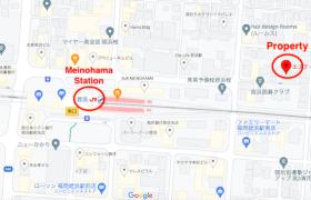 1R {building type} in Meinohama - Fukuoka-shi Nishi-ku