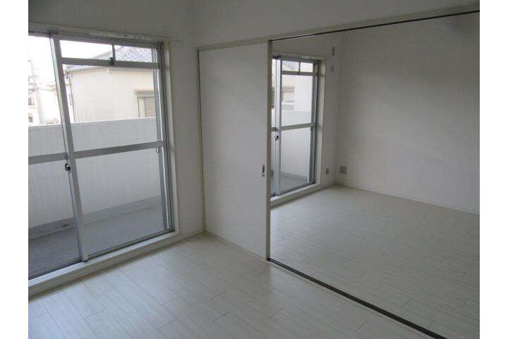 3LDK マンション 富田林市 リビングルーム