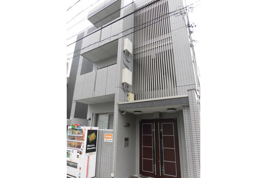 1R マンション 名古屋市中川区 外観