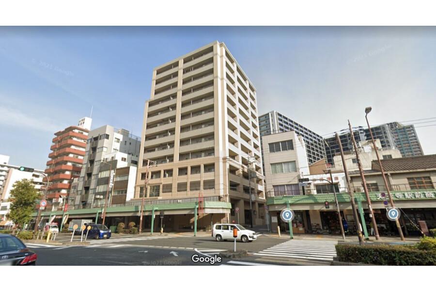 在大阪市天王寺區購買3LDK 公寓大廈的房產 內部