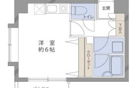 1K Mansion in Mejirodai - Bunkyo-ku