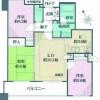 在川口市購買3LDK 公寓大廈的房產 房間格局