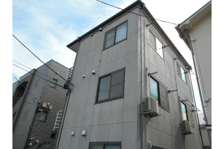在小金井市內租賃1K 公寓大廈 的房產 戶外
