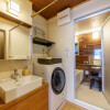 1LDK Apartment to Rent in Taito-ku Washroom