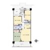 3LDK Apartment to Buy in Suginami-ku Floorplan