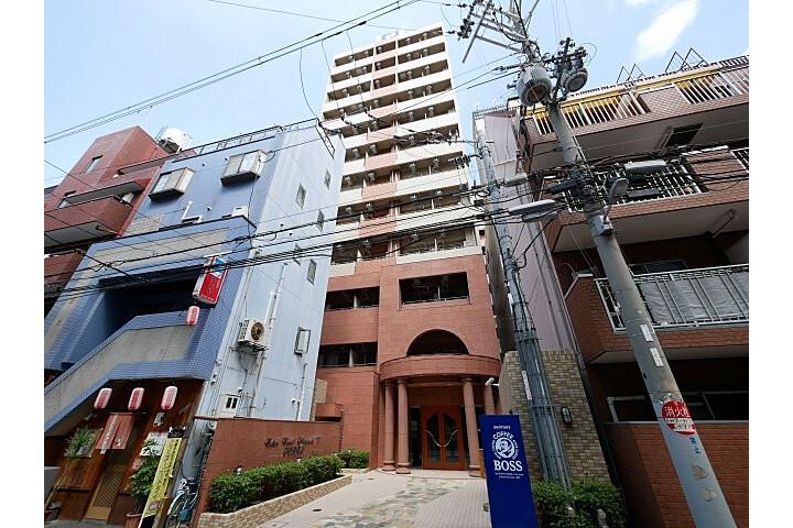 在大阪市淀川区购买1K 公寓大厦的 内部