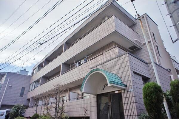 3DK 맨션 to Rent in Meguro-ku Exterior