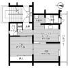 2DK Apartment to Rent in Fukuoka-shi Minami-ku Floorplan