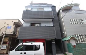 川崎市高津区二子-1K公寓大厦