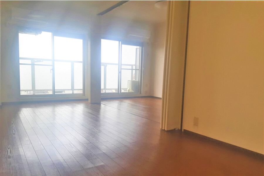 1LDK Apartment to Buy in Kyoto-shi Nakagyo-ku Living Room