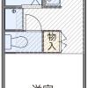 1K 아파트 to Rent in Saitama-shi Kita-ku Floorplan