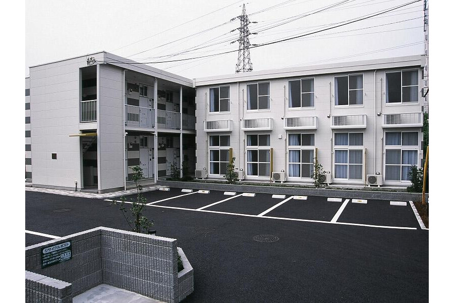 1K Apartment to Rent in Tachikawa-shi Exterior