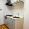 在涩谷区内租赁1DK 公寓大厦 的 厨房