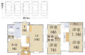 泉佐野市元町-5LDK{building type}