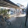 1K Apartment to Rent in Chiba-shi Hanamigawa-ku Shared Facility