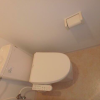 在港区内租赁2LDK 公寓大厦 的 厕所