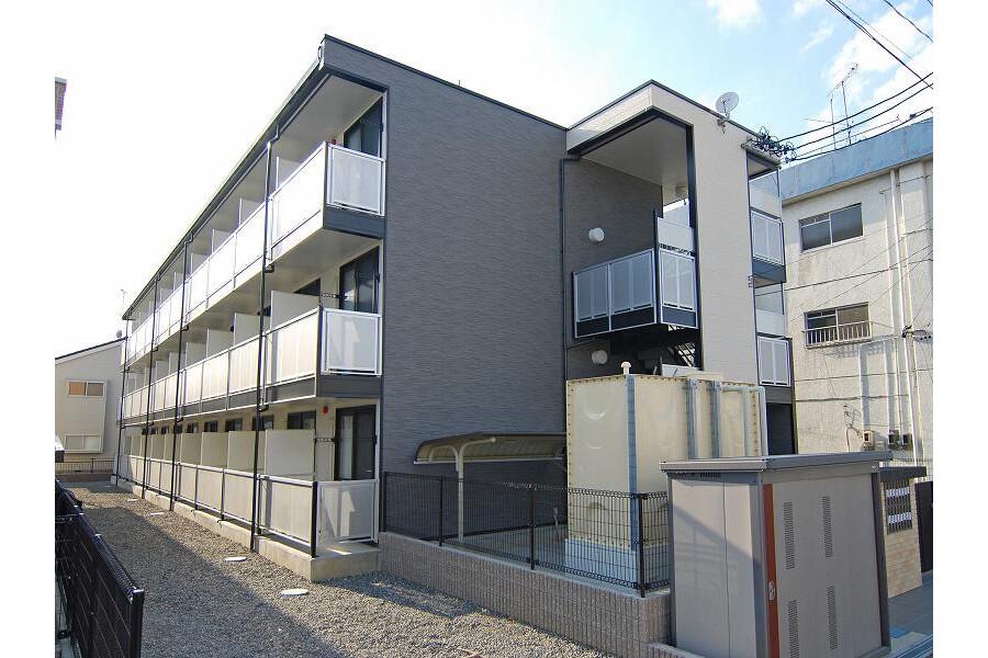 1K Apartment to Rent in Hamamatsu-shi Naka-ku Exterior