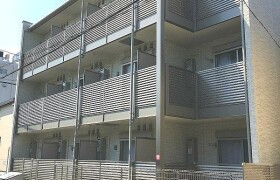 横浜市南区若宮町-1K公寓大厦