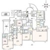 Whole Building Apartment to Buy in Shibuya-ku Floorplan