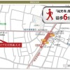 1DK Apartment to Rent in Meguro-ku Map