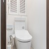 在台东区内租赁1K 公寓大厦 的 厕所