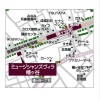 2K Apartment to Rent in Shibuya-ku Access Map