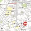 1K Apartment to Rent in Yachiyo-shi Map