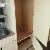 1R Apartment to Rent in Osaka-shi Higashiyodogawa-ku Storage