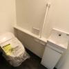 在港区内租赁1LDK 公寓大厦 的 厕所