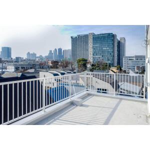 新宿區新宿-2LDK公寓大廈 房間格局