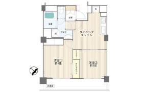 2DK {building type} in Hinode - Ichikawa-shi