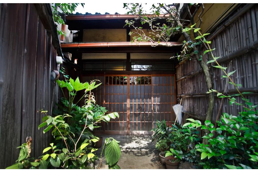 在京都市上京區購買4K 獨棟住宅的房產 入口/玄關