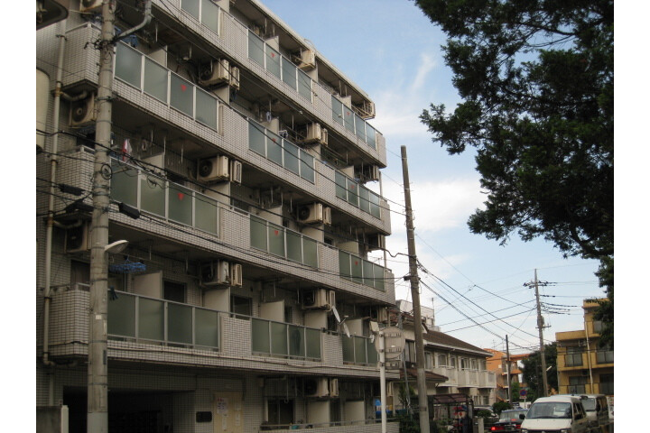 1R Apartment to Rent in Sagamihara-shi Chuo-ku Exterior