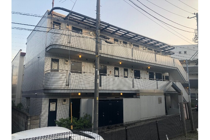 Whole Building Apartment to Buy in Yokohama-shi Tsurumi-ku Exterior