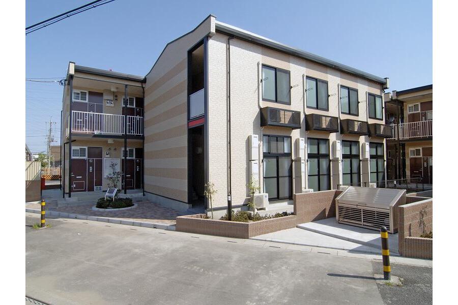 1K Apartment to Rent in Hatogaya-shi Exterior