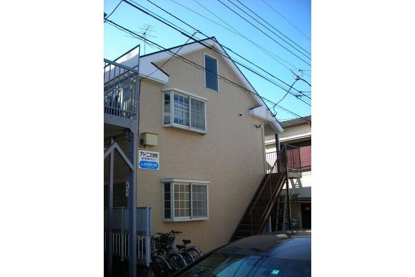 在國分寺市內租賃1R 公寓 的房產 戶外