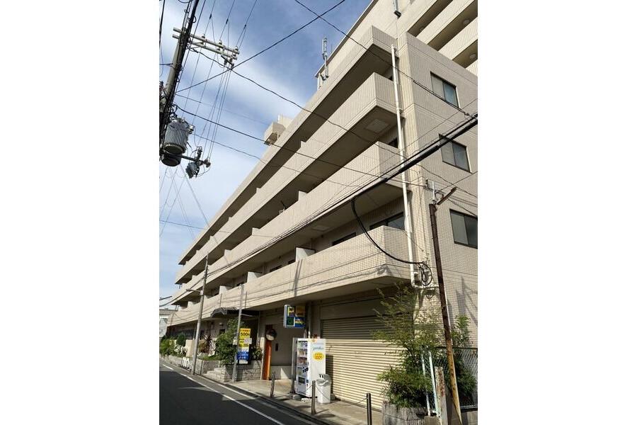 1LDK Apartment to Rent in Osaka-shi Taisho-ku Exterior