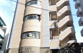 福岡市博多區堅粕-1K{building type}