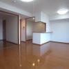 在涩谷区内租赁1LDK 公寓大厦 的 起居室