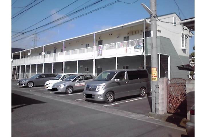 在小田原市內租賃2DK 公寓 的房產 戶外
